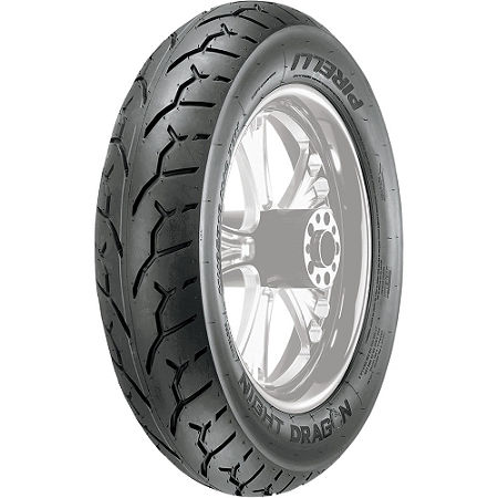 Pirelli Night Dragon Rear Tire - 180/65B-16 - Main