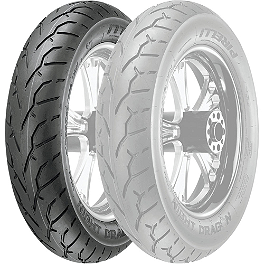 Pirelli Night Dragon Front Tire - 130/80-17 - Pirelli Night Dragon Rear Tire - 170/60R17