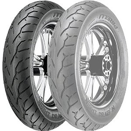 Pirelli Night Dragon Front Tire - 110/90-19 - Pirelli Night Dragon Rear Tire - Mu85-16B