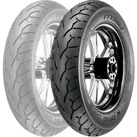 Pirelli Night Dragon Rear Tire - 160/70-17H - Main