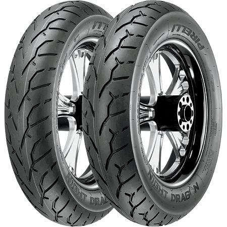 Pirelli Night Dragon Tire Combo - Main
