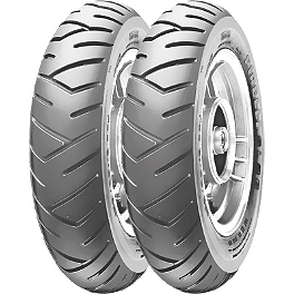 Pirelli SL26 Tire Combo - Pirelli Angel GT Rear Tire - 160/60R18