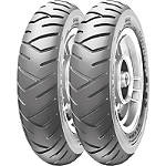 Pirelli SL26 Tire Combo - Motorcycle Tires