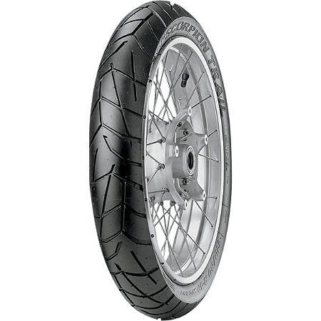 Pirelli Scorpion Trail Front Tire - 120/70R-17 - Main