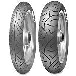 Pirelli Sport Demon Tire Combo -  Motorcycle Tire Combos