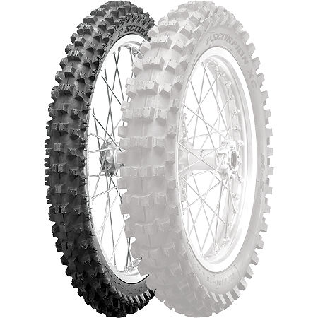 Pirelli XC Mid Soft Scorpion Front Tire 80/100-21 - Main