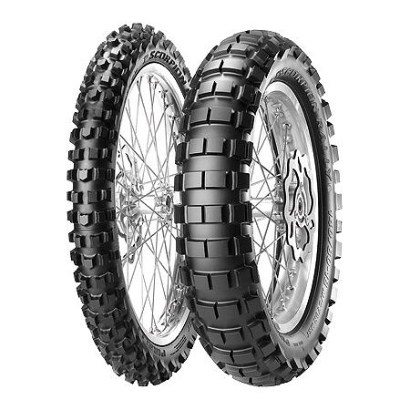 Pirelli Scorpion Rally Rear Tire - 120/100-18 - Main
