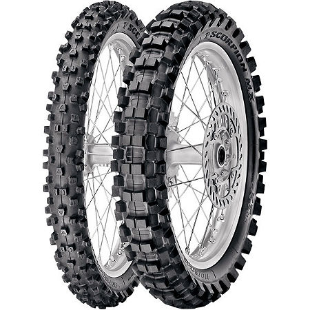 Pirelli 80/85BW Scorpion Tire Combo - Main