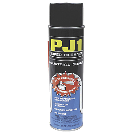 PJ1 Foam Filter Cleaner - 13oz - K&N Air Filter Oil Spray - 12.25oz