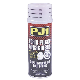PJ1 Spray Foam Filter Oil - 1 Pint - Silkolene Chain Lube - 16oz