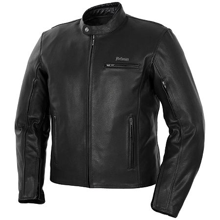 Pokerun Deuce 2.0 Leather Jacket - Main