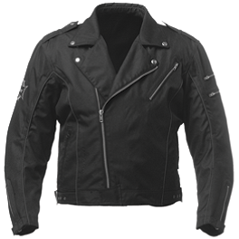 Pokerun Drifter 2.0 Jacket - River Road Basic Leather Jacket