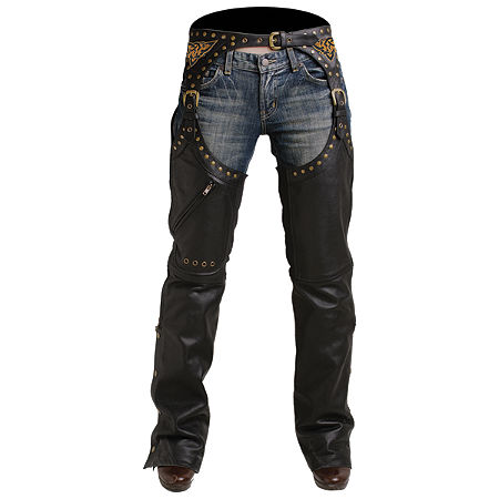 Pokerun Women's Marilyn 2.0 Chaps - Main