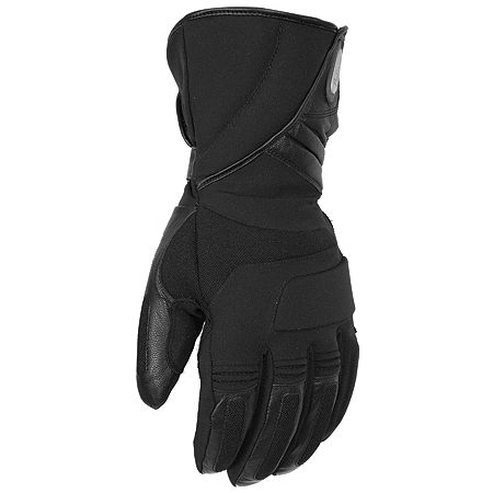 Pokerun Winter Long Textile Gloves - Main