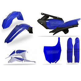 Polisport Complete Plastic Kit - 2001 Honda CR125 Acerbis Mix & Match Plastic Kit