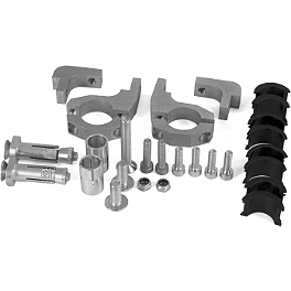 Polisport Touquet Universal Mount Kit - 2011 Polaris SPORTSMAN X2 550 Pivot Works Rear Wheel Bearing Kit