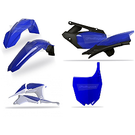 Polisport Plastic Kit - 2010 Yamaha YZ85 Acerbis Mix & Match Plastic Kit