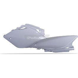 Polisport Side Panels - Polisport Rear Fender