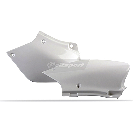 Polisport Side Panels - 2000 Honda XR250R Acerbis Side Panels