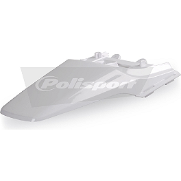 Polisport CRF50 Rear Fender - Polisport CRF50 Plastic Kit