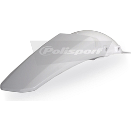 Polisport Rear Fender - Polisport Side Panels