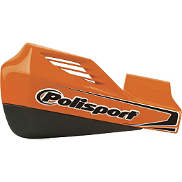 Polisport MX Rocks Handguard Kit - Polisport Air Box Covers