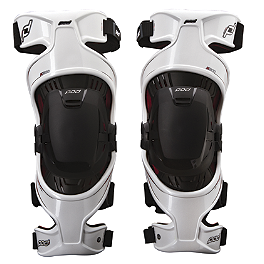 PodMX K300 Knee Brace Pair - Troy Lee Designs Catalyst X Knee Brace Set