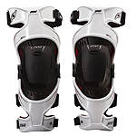 PodMX K300 Knee Brace Pair -  Dirt Bike Motocross Knee & Ankle Guards