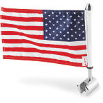 Pro Pad Sissy Bar Flag Mount - Cruiser Flag Pole Accessories