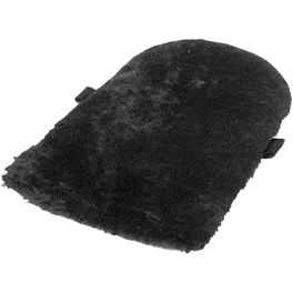 Pro Pad Sheepskin Gel Seat Pad - Saddlemen Saddlegel Seat Pad - Sheepskin