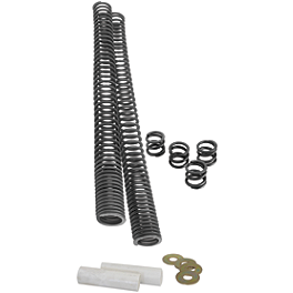 Progressive Fork Lowering Kit - 1987 Suzuki Intruder 1400 - VS1400GLP Progressive Fork Spring Kit