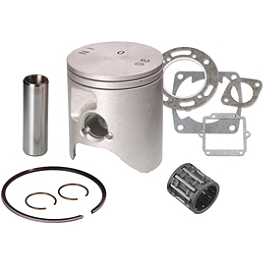 Pro-X Piston Kit - 2-Stroke - 2001 Honda CR80 Big Wheel Pro-X 2-Stroke Piston - Stock Bore