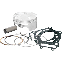 Pro-X Piston Kit - 4-Stroke - 2007 Kawasaki KX450F Vertex 4-Stroke Piston - Stock Bore