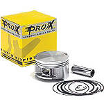Pro-X 4-Stroke Piston - Stock Bore - Dirt Bike Piston Kits and Accessories