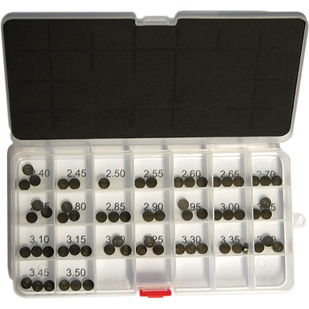 Pro-X Valve Shim Kit 9.48mm - Main