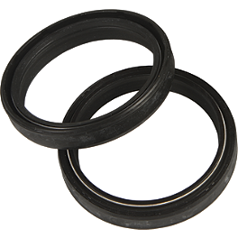 Pro-X Fork Seals And Wipers - 2003 Suzuki RM250 Pivot Works Fork Seal & Bushing Kit