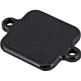 Powerstands Racing Air Injection Block Off Plate - Driven Racing Engine Block Off Plates