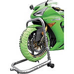 Powerstands Racing Big Mike Triple Tree Front Stand With Pin - Powerstands Racing Motorcycle Riding Accessories