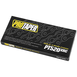 Pro Taper 520 XRC Chain - 120 Links - 2010 Husqvarna WR125 Pro Taper 520 MX Chain - 120 Links