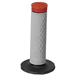 Pro Taper MX Tri-Density Full Diamond Grips - Pro Taper MX Tri-Density Half-Waffle Grips