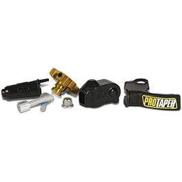 Pro Taper Profile Pro Clutch Perch Parts Kit - Pro Taper Profile Pro Clutch Perch With Hotstart