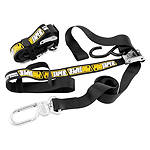 Pro Taper Tie Downs Black -  ATV Transportation Accessories