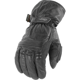 Power Trip Dakota Gloves - Pokerun Winter Long Textile Gloves
