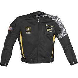 Power Trip US Army Delta Mesh Jacket - Power Trip U.S. Army Flak Jacket