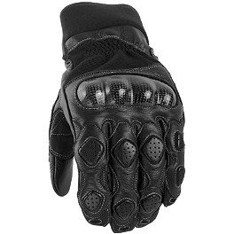 Power Trip Grand National Gloves - AGVSport Veloce Gloves