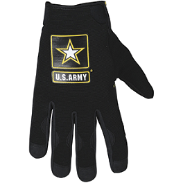 Power Trip US Army Halo Gloves - Power Trip US Army Tactical Gloves