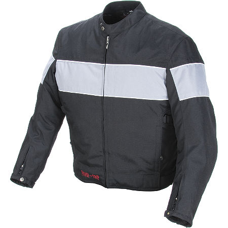 Power Trip Jet Black II Jacket - Main