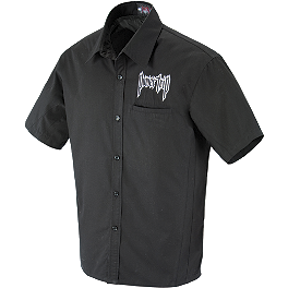 Power Trip Staff Shirt - Joe Rocket Staff Shirt