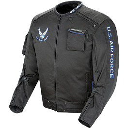 Power Trip US Air Force Alpha Jacket - Power Trip US Air Force Tactical Gloves