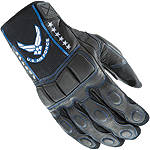 Power Trip US Air Force Tactical Gloves - Powertrip Shorty Motorcycle Gloves